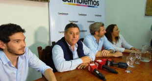 SOLANAS DENUNCIA LA MANIOBRA DE DEANGELI (PRO) PARA PLANCHAR LA LEY DE HUMEDALES