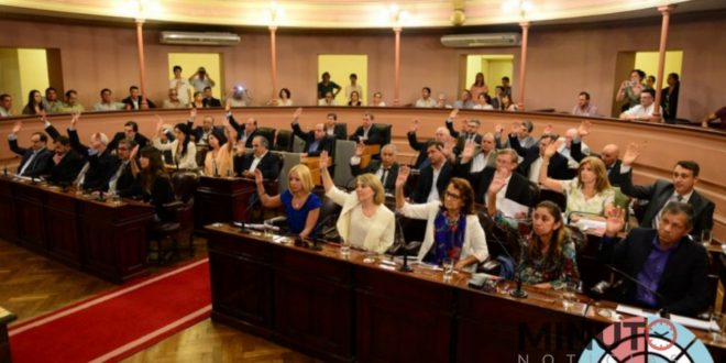 UNA LEGISLATURA CONTRARIA AL INTERES ENTRERRIANO