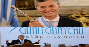 F.P.V.  DE LA 'CAUSA NACIONAL' A RECIBIR ORDENES DE MACRI