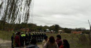 EN TUCUMAN ESTÁN EXPULSANDO UNA COMUNIDAD DIAGUITA DE SUS TIERRAS