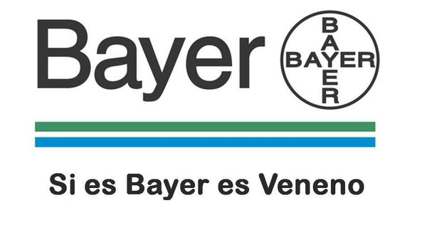"BAYER COMPRÓ MONSANTO Y REUTERS SALE A ""DEFENDER"" EL GLIFOSATO"