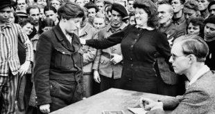 Henri-Cartier-Bresson-Gestapo-Informer-Dessau-Germany-1945
