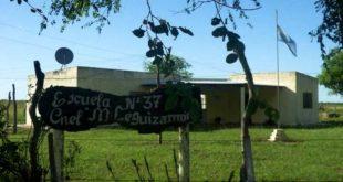 CRIMINALES: FUMIGARON ESCUELA, LA MAESTRA INTERNADA